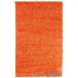 Kusový koberec LIFE SHAGGY 1500 Orange - 140 x 200 cm