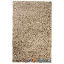 Kusový koberec LIFE SHAGGY 1500 Mocca - 160 x 230 cm