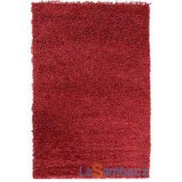 Kusový koberec LIFE SHAGGY 1500 Red - 80 x 150 cm