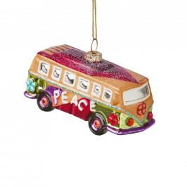 HANG ON Ozdoba hippie bus