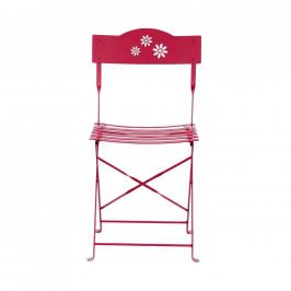 DAISY JANE Skládací židle - červená