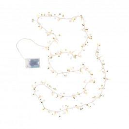 JINGLE LIGHTS Světelný řetěz perly 40 světel