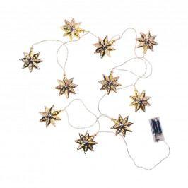 STELLA Světelný řetěz hvězdy 10 světel