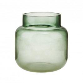 BETTY Váza 18 cm - zelená