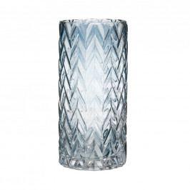 BETTY Váza 25 cm - modrá