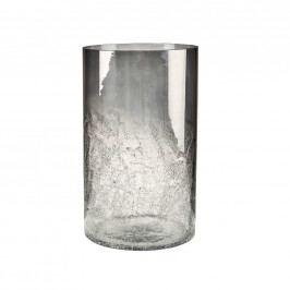 MOONLIGHT Lucerna 26 cm - stříbrná/šedá
