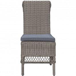 MILADY Židle s polštářem