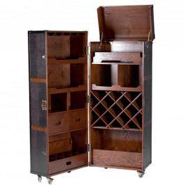 HEMINGWAY Bar v kufru
