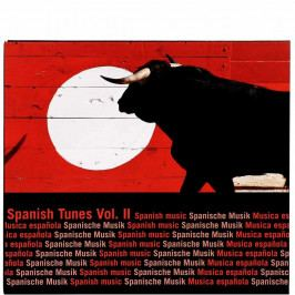SPANISH TUNES II CD Španělská hudba