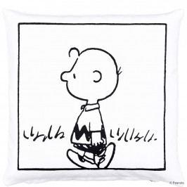 PEANUTS Polštář 40x40 Charlie Brown