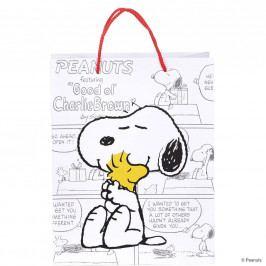 PEANUTS Dárková taška Snoopy & Woodstock