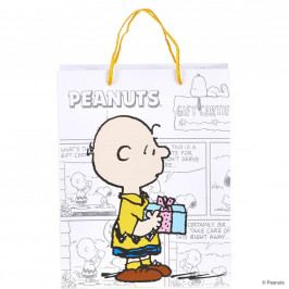 PEANUTS Dárková taška Charlie Brown