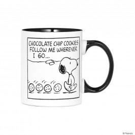 PEANUTS Hrnek Comic Cookies