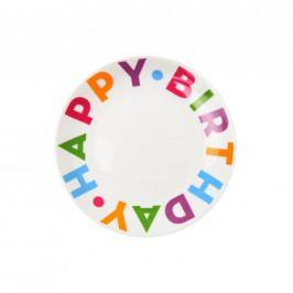 HAPPY BIRTHDAY Talíř 20cm