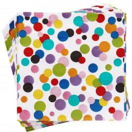 APRÈS Papírové ubrousky konfety 20 ks