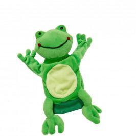 WILD GUYS Maňásek na ruku žába