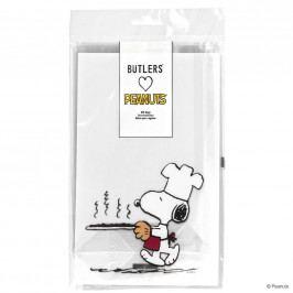 PEANUTS Dárkové sáčky Snoopy na cukroví, 10ks