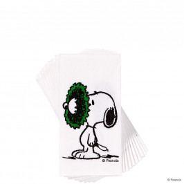 PEANUTS Kapesníčky Snoopy, 10ks