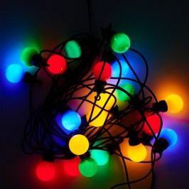 HAPPY HOLIDAYS LED Extenze 20 světel