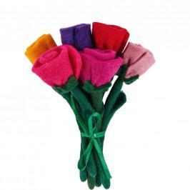 BOUQUET Kytice květů z filcu