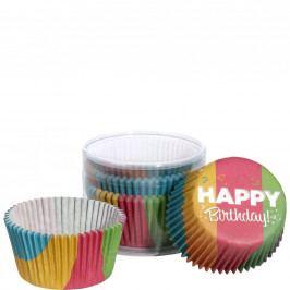 CUPCAKE Papírové košíčky na muffiny, 75ks