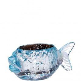 PEARLY BEACH Svícen na čajovou svíčku ryba