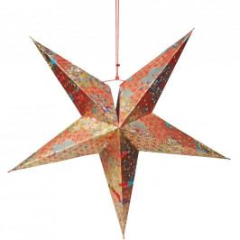LATERNA MAGICA Dekorační hvězda květinové kruhy