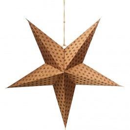 LATERNA MAGICA Dekorační hvězda puntíky