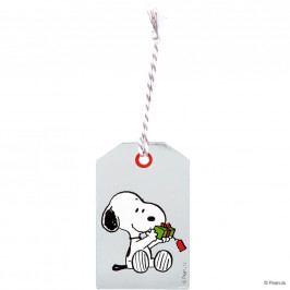 PEANUTS Vysačka na dárek Snoopy