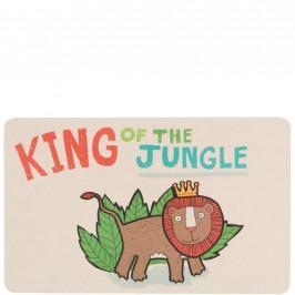 WILD THINGS Snídaňové prkénko Král džungle