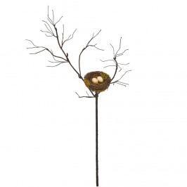 FLORISTA Větvička s hnízdem