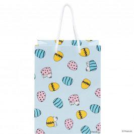 PEANUTS Dárková taška Snoopy a Velikonoce