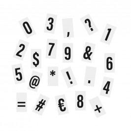 BLOCKBUSTER 90 číslic a znaků pro světelný box