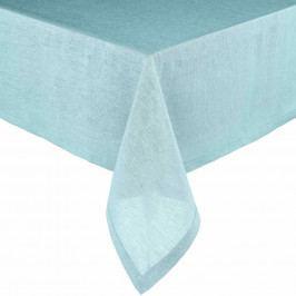 COMPOSITION Ubrus 150x300 - ledově modrá