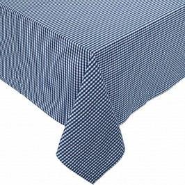 VICHY Ubrus 150x210cm - modrá