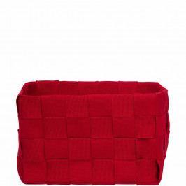 CHESS Látkový košík - červená