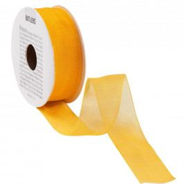 RIBBON Stuha - žlutá