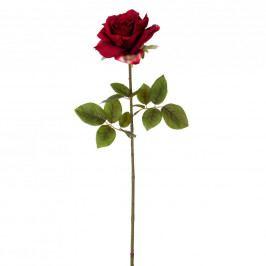 FLORISTA Růže 64 cm - červená