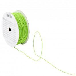 CORDELINA Provázek s drátem - zelená