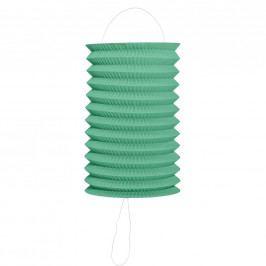 LAMPION Papírový lampion - mátová