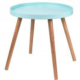 SWING TIME Příruční stolek - modrá