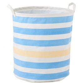DIRTY LAUNDRY Koš na prádlo 49 cm - modrá