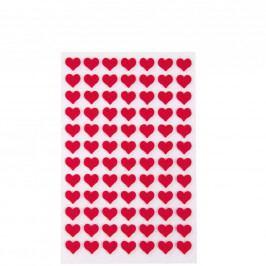 HEARTS Nálepky srdce malé