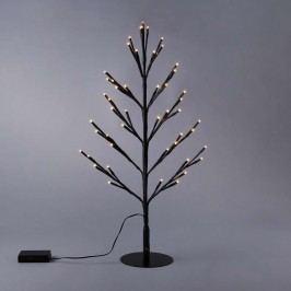 FOREST LIGHTS LED Stromeček 63 cm - černá