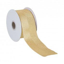 RIBBON Dárková stuha 3 m - zlatá