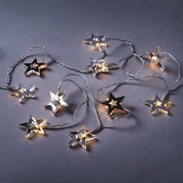 BRIGHT LIGHTS LED Světelný řetěz hvězdy 10 světel
