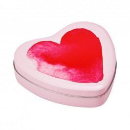 PAINTED LOVE Dóza malované srdce