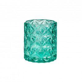 DELIGHT Svícen 9 cm - zelená