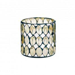 PALACIO Svícen mozaika diamant 7,5 cm