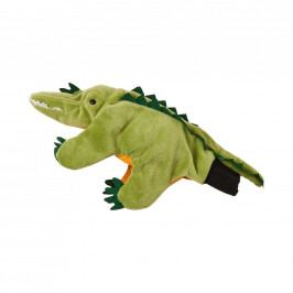 WILD GUYS Maňásek krokodýl